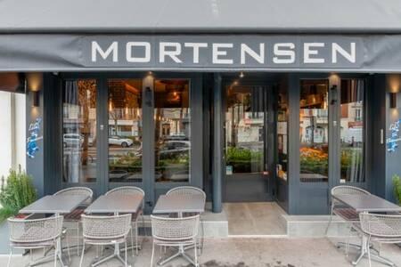 Mortensen, Restaurant Paris Salpêtrière #0