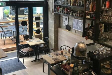 Mr Strogoff, Restaurant Nantes Madeleine-Champs-de-Mars #0