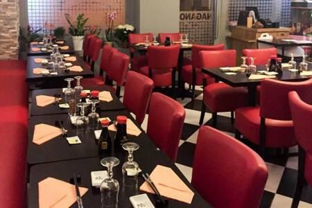 Nagano 8Ème, Restaurant Paris  #0