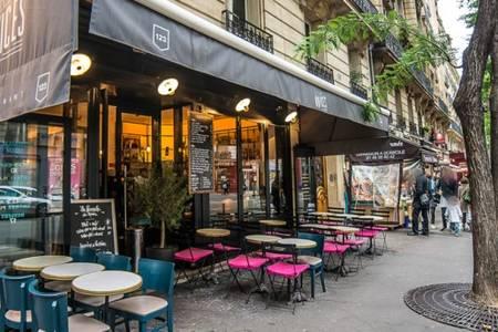 Les Novices (fermé), Bar Paris Caulaincourt #0