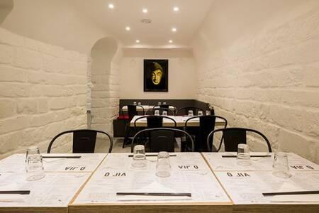 Ojia, Restaurant Paris Quartier Latin #0