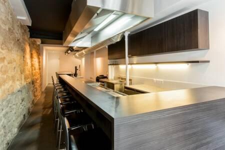 Okomusu, Restaurant Paris Le Marais #0