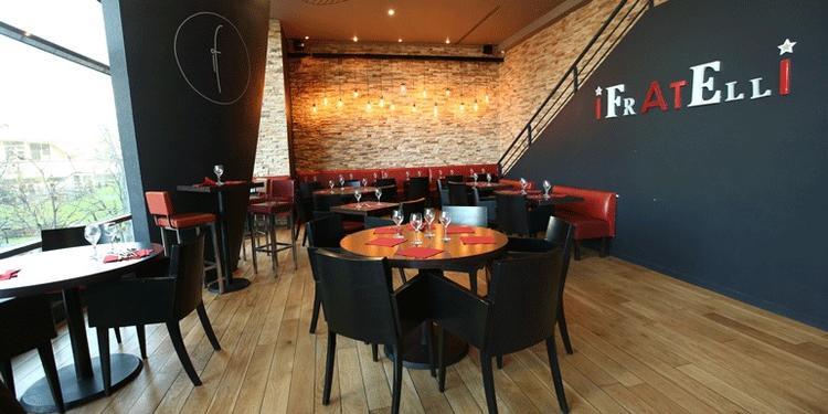 Le Loft I Fratelli - Restaurant, Restaurant Paris Bercy #0