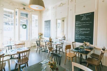 Pastel, Restaurant Bordeaux Chartrons / Grand-Parc #0