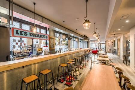 Les Piaules, Bar Paris Belleville #0