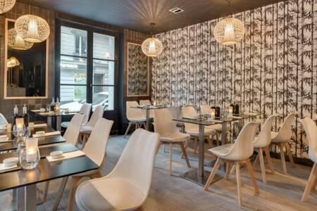 Ponzu, Restaurant Paris  #0