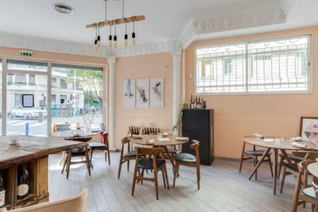 Pure & V, Restaurant Nice Gambetta #0