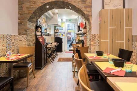 Rannouch, Restaurant Paris Batignolles  #0