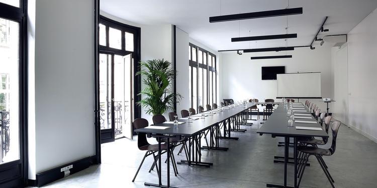 Salle Bachaumont, Salle de location Paris  #0