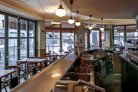 A Minima Café (FERMÉ), Bar Paris Gare de Lyon #0