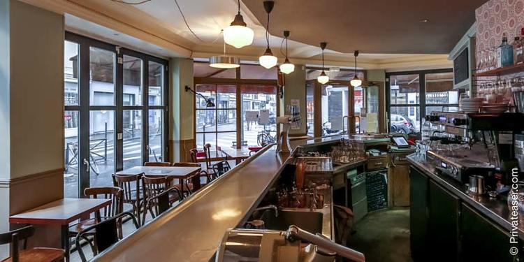 A Minima Café, Bar Paris None #0