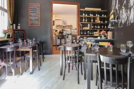 Saveurs D'Aquitaine, Restaurant Bordeaux Quinconces #0
