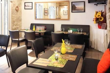 Sol Maior, Restaurant Nice Carré d'Or #0
