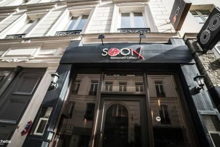 Soon, Restaurant Paris Saint-Philippe-du-Roule #0