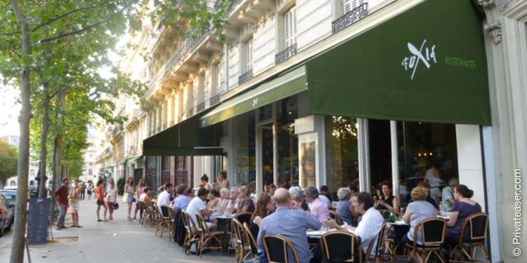 Fuxia Luxembourg, Restaurant Paris Odéon #0