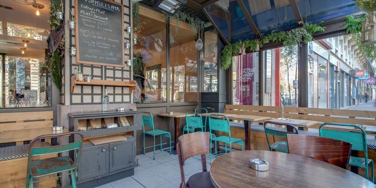 Le Capitole Café, Bar Paris Bonne Nouvelle #0