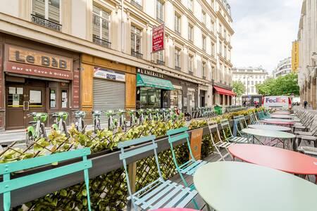 Le BaB Opéra, Bar Paris Opéra #0