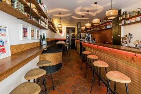 Tomette, Restaurant Paris  #0