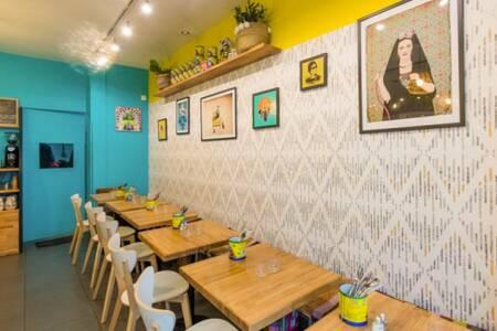 Tounsia, Restaurant Paris Faubourg-Montmartre #0
