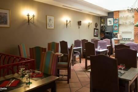 Vents D'Est, Restaurant Toulouse Saint-Aubin #0