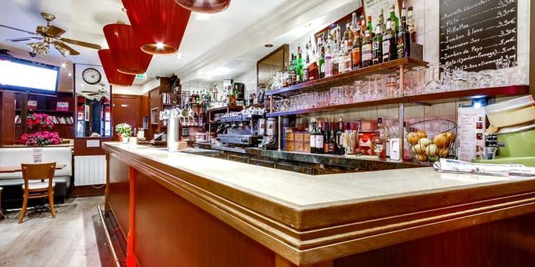 L'Idéal Bar, Bar Paris Faubourg Du Roule #0