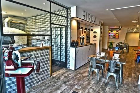 Zappo, Restaurant Lyon Gerland #0