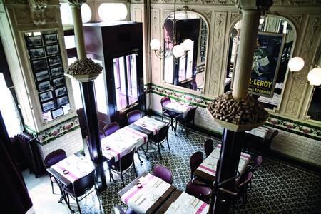 Aux Lyonnais - Restaurant, Restaurant Paris Vivienne  #0