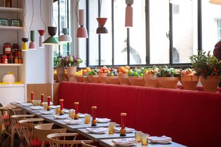 Cucina - Restaurant, Restaurant Paris Saint-Victor  #0