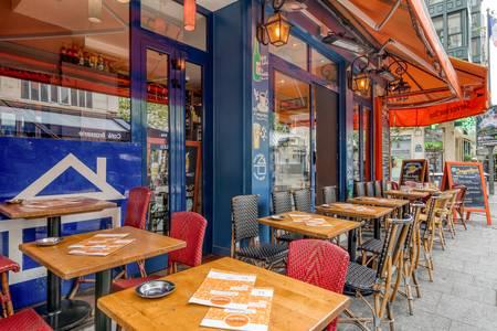 La French Guinguette, Bar Paris Rambuteau #0