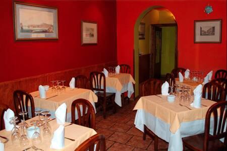 Il Regno di Napoli, Restaurante Madrid Malasaña #0