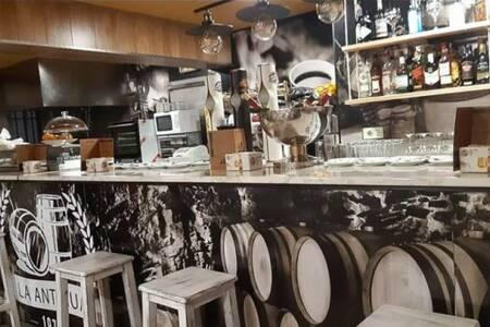 Antigua Restaurante, Restaurante Madrid Atocha #0