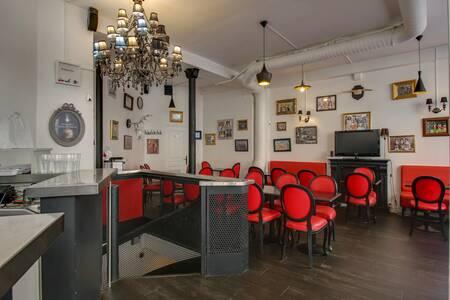 Burger & Fils, Salle de location Paris Faubourg-du-Roule #0