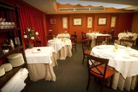 Aderezo, Restaurante Madrid Atalaya #0