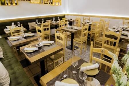 Restaurante Triana, Restaurante Madrid Ibiza #0
