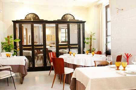 La Candela Restó, Restaurante Madrid Centro #0