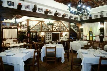 Mesón Txistu, Restaurante Madrid Chamartín #0