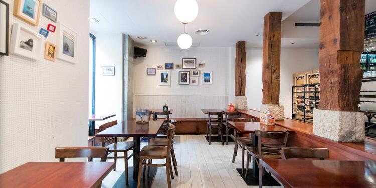 Mad Cafe, Restaurante Madrid Centro #0