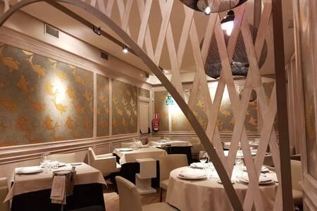 Restaurante Ponteareas, Restaurante Madrid Salamanca #0