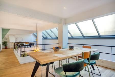 Eco-loft Belleville (by Boson), Salle de location Paris Hôpital Saint-Louis  #0