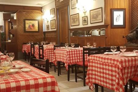 Restaurante El Buey, Restaurante Madrid Salamanca #0