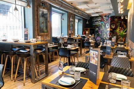 Piscomar, Restaurante Madrid La Latina #0