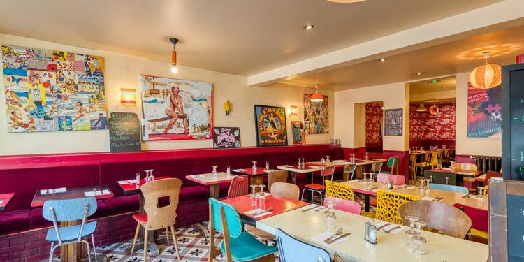 Chez Gladines Batignolles, Restaurant Paris Batignolles #0