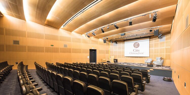 Châteauform' City Le Metropolitan, Salle de location Paris 17e arrondissement de Paris #0