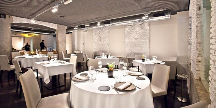 Restaurante Alabaster, Restaurante Madrid El Retiro #0