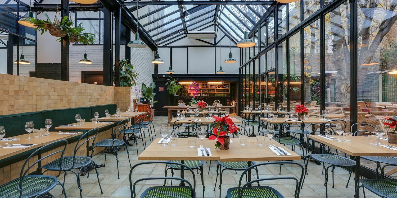 L'Entrepôt : Scène et Restaurant, Salle de location Paris Plaisance #2