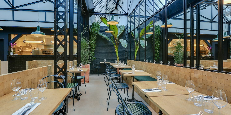 L'Entrepôt : Scène et Restaurant, Salle de location Paris Plaisance #6