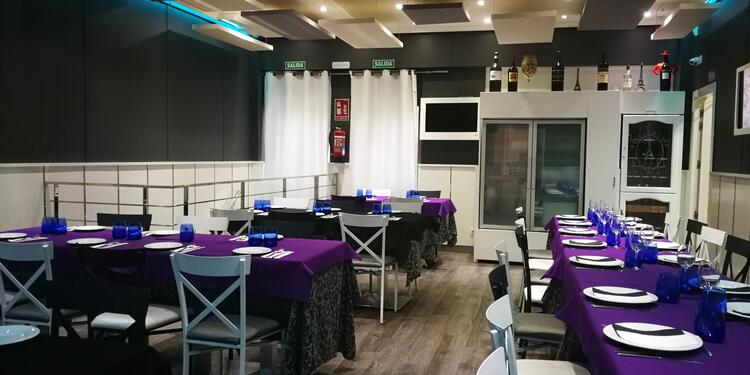 Restaurante Eiffel, Restaurante Madrid La Latina-Aluche #0
