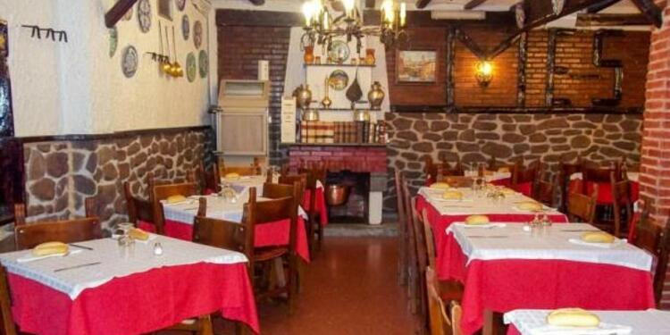 Mesón El Águila, Restaurante Madrid Vicálvaro #0