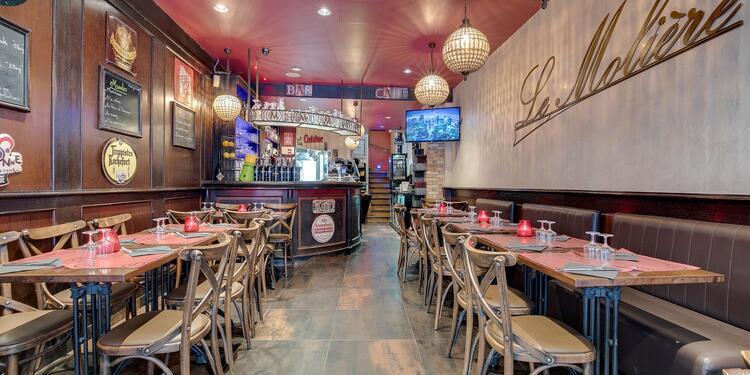 Le Molière, Restaurant Paris Saint-Germain-des-Prés #0