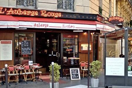 L'Auberge Rouge, Bar Paris Plaine de Monceaux #0